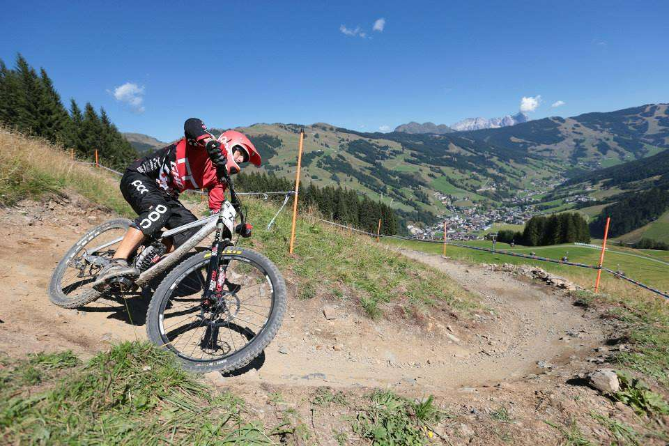 WOMB 2013 - Downhill auf der Z-Line in Hinterglemm