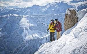 Backcountry Check im Freeridepark Saalbach Hinterglemm © saalbach.com