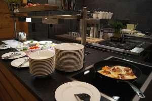 Neuer Frühstückbereich im Hotel Talblick