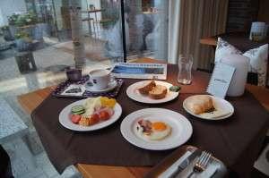 Tolles Frühstücksangebot im Hotel Talblick